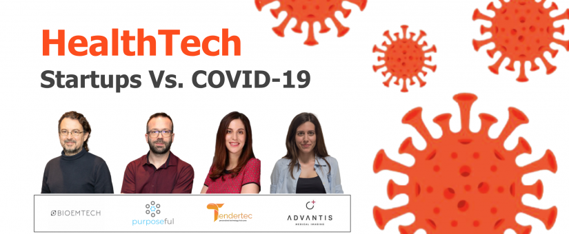 Metavallon VC HealthTech Startups Vs. COVID-19